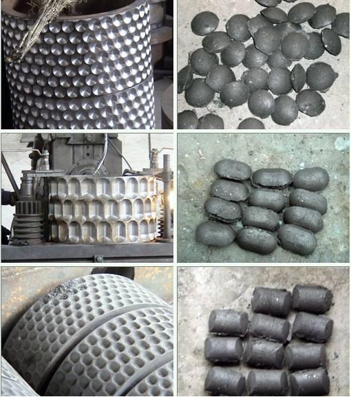 型煤压球机比蜂窝煤机有更多的优势以及环保化